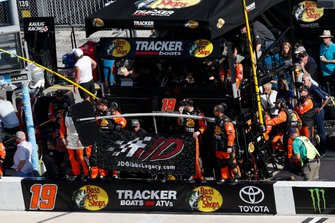 Tribute to J.D. Gibbs of Joe Gibbs Racing