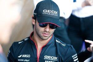 Felipe Nasr, GEOX Dragon Racing