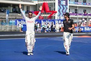 Jose Maria Lopez, GEOX Dragon Racing, Penske EV-3 and Felipe Nasr, GEOX Dragon Racing, Penske EV-3
