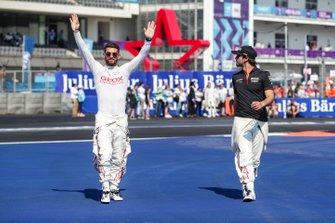 Jose Maria Lopez, GEOX Dragon Racing, Penske EV-3 et Felipe Nasr, GEOX Dragon Racing, Penske EV-3