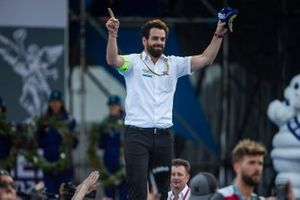 Ingeniero de carrera de Lucas di Grassi, Markus Michelberger, Audi Sport ABT Schaeffler