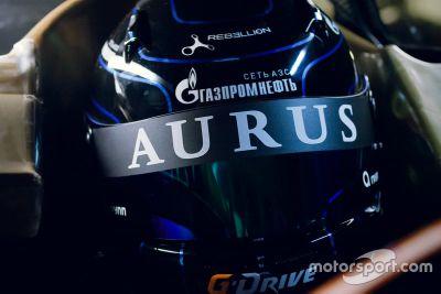 Annonce G-Drive Racing Aurus