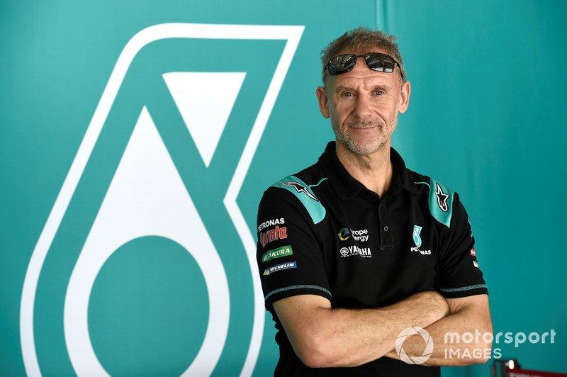 Team Manager Wilco Zeelenberg, Petronas Yamaha SRT