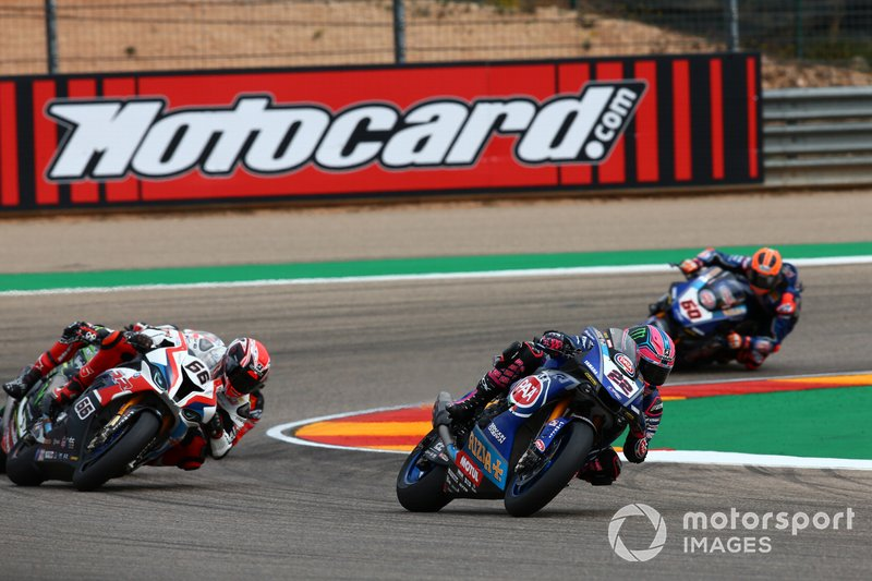Alex Lowes, Pata Yamaha, Tom Sykes, BMW Motorrad WorldSBK Team