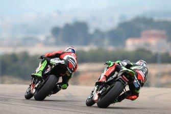 Toprak Razgatlioglu, Turkish Puccetti Racing, Leon Haslam, Kawasaki Racing