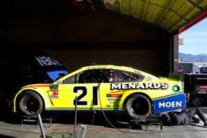 Paul Menard, Wood Brothers Racing, Ford Mustang Menards / MOEN