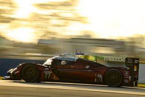 #77 Mazda Team Joest Mazda DPi, DPi: Oliver Jarvis, Tristan Nunez, Timo Bernhard