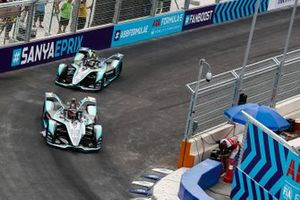 Mitch Evans, Panasonic Jaguar Racing, Jaguar I-Type 3, Nelson Piquet Jr., Panasonic Jaguar Racing, Jaguar I-Type 3