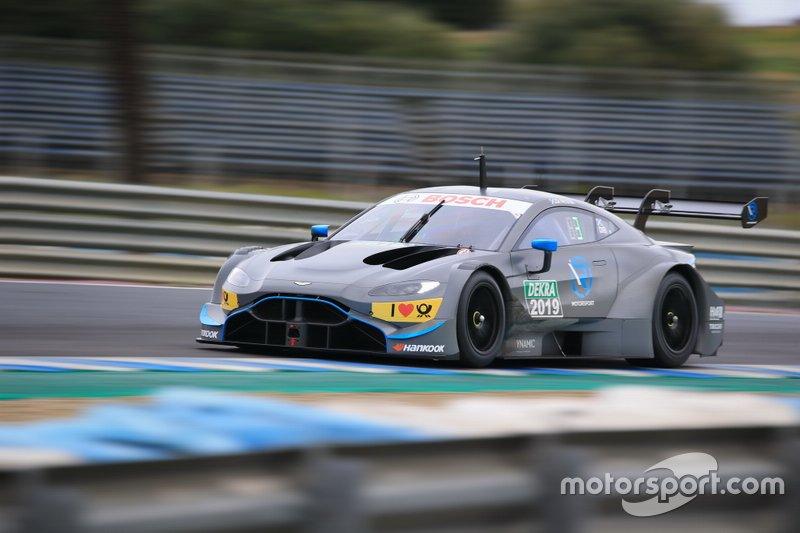 Пол ді Реста, R-Motorsport Aston Martin Vantage DTM