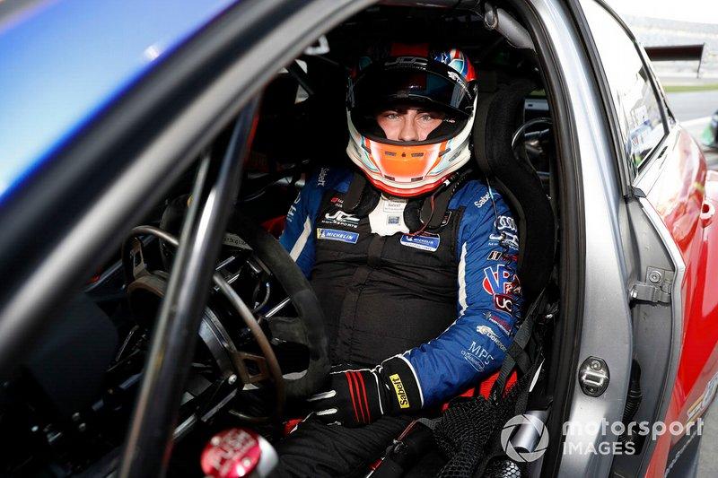 Ganador de la Pole Motul #54 JDC-Miller MotorSports Audi RS3 LMS TCR, TCR: Michael Johnson