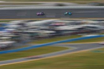 #33 Mercedes-AMG Team Riley Motorsports Mercedes-AMG GT3, GTD: Ben Keating, Jeroen Bleekemolen, Luca Stolz, Felipe Fraga, #48 Paul Miller Racing Lamborghini Huracan GT3, GTD: Bryan Sellers, Ryan Hardwick, Corey Lewis, Andrea Caldarelli