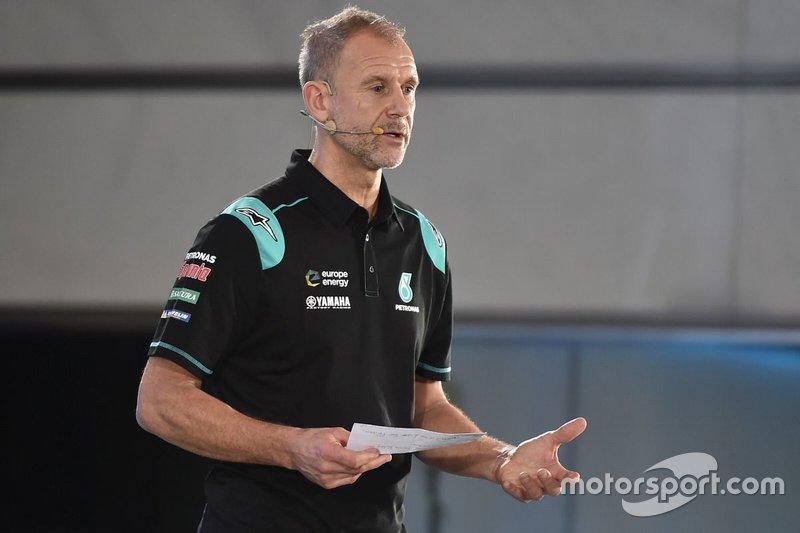 Wilco Zeelenberg, team manager Petronas Yamaha SRT