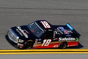 tHarrison Burton, Kyle Busch Motorsports, Toyota Tundra Safelite AutoGlass