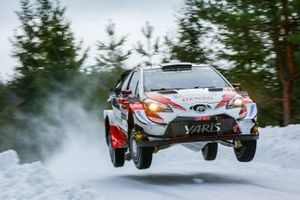 Kris Meeke, Sebastian Marshall, Toyota Gazoo Racing, Toyota Yaris WRC 2019
