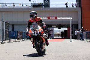 Scott Redding, Aruba.It Racing - Ducati se lleva la pole position