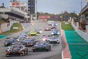 #5 HRT Mercedes-AMG GT3: Hubert Haupt, Indy Dontje, Patrick Asseheimer