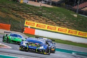 #77 Barwell Motorsport Lamborghini Huracan GT3 Evo: Miguel Ramos, Henrique Chaves, Adrian Amstutz