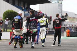 BTCC Drivers Parade