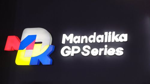 Presentazione Logo Mandalika