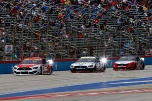 Ryan Blaney, Team Penske, Ford Mustang DEX Imaging, Brad Keselowski, Team Penske, Ford Mustang Discount Tire, Joey Logano, Team Penske, Ford Mustang AAA Insurance