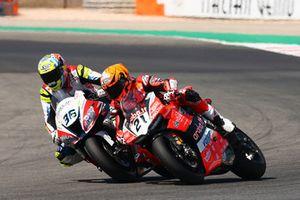 Michael Ruben Rinaldi, Aruba.it Racing-Ducati SBK Team, Leandro Mercado, Orelac Racing Team