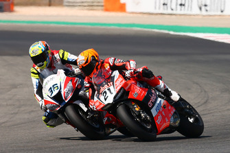 Michael Ruben Rinaldi, Aruba.it Racing-Ducati SBK Team, Leandro Mercado, Orelac Racing Team