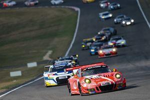 #2 GIGASPEED Team GetSpeed Performance Porsche 911 GT3 R: Steve Jans, Marek Böckmann, Philip Hamprecht, Adam Osieka