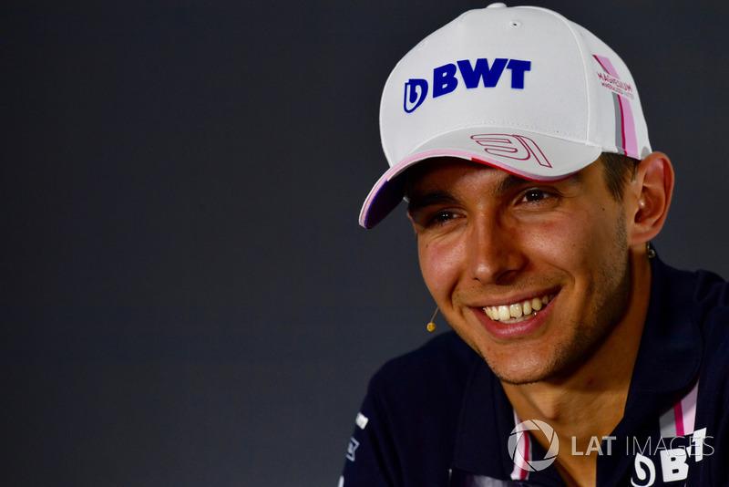 Versenyzői portrék - F1 2018 - Olasz Nagydíj - csütörtök