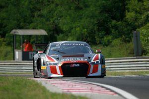 #66 Attempto Racing Audi R8 LMS: Steijn Schothorst, Kelvin van der Linde Patrick
