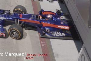 Marc Marquez, Toro Rosso