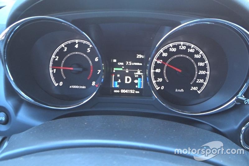 Споживання пального - 7,5