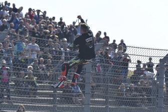 Jonathan Rea, Kawasaki Racing celebra su 4to título WSBK