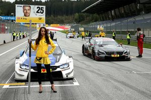 Chica de parrilla de Philipp Eng, BMW Team RBM