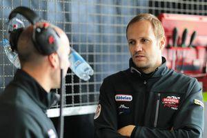 #31 Frikadelli Racing Team: Norbert Siedler