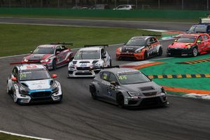 Salvatore Tavano, Scuderia del Girasole Cupra TCR, Kris Richard, Target Competition Hyundai i30 N TCR