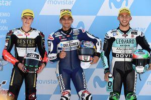 Jaume Masia, Bester Capital Dubai, Jorge Martin, Del Conca Gresini Racing, Enea Bastianini, Leopard Racing