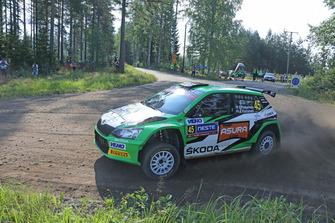 Eerik Pietarinen, Juhana Raitanen, Škoda Fabia R5