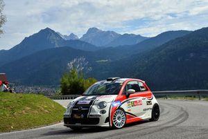 Marco Parola, Nicola Argenta, Fiat 500 Abarth R3T