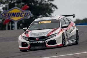 Ryan Eversley, RealTime Racing, Honda Civic Type R TCR