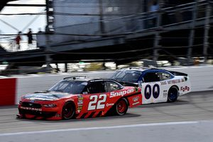 x2 and Cole Custer, Stewart-Haas Racing, Ford Mustang Haas Automation