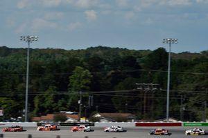 Brad Keselowski, Team Penske, Ford Mustang Snap-On and Matt Tifft, Richard Childress Racing, Chevrolet Camaro Surface Sunscreen