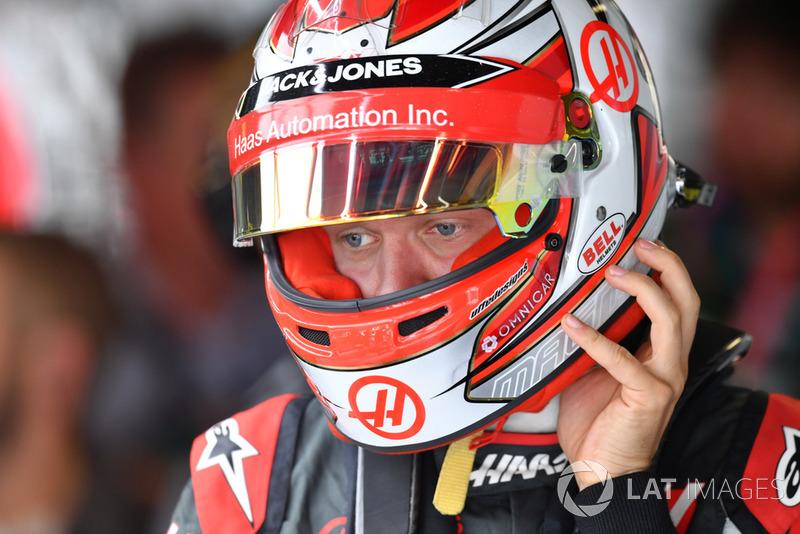 Kevin Magnussen - Haas F1 Team - 6