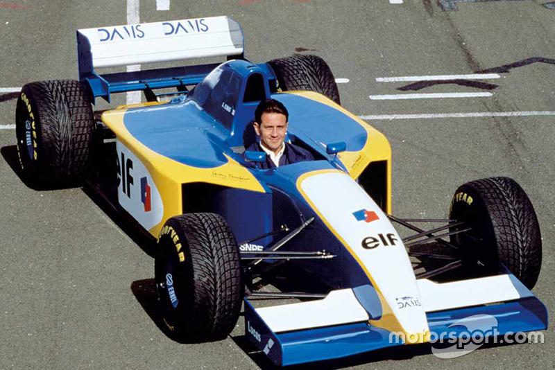 Érik Comas (1989-1990)