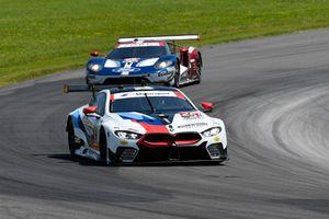 #25 BMW Team RLL BMW M8, GTLM - Alexander Sims, Connor de Phillippi, #66 Chip Ganassi Racing Ford GT, GTLM - Dirk Muller, Joey Hand