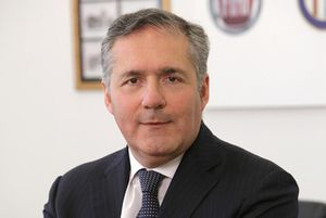 Responsabile attività europee FCA, Alfredo Altavilla