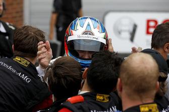 Race winner Paul Di Resta, Mercedes-AMG Team HWA