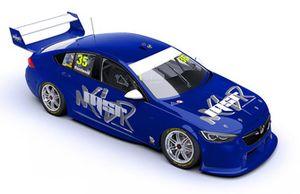 Matt Stone Racing car