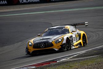 #88 Akka ASP Team Mercedes-AMG GT3: Raffaele Marciello, Michael Meadowsä