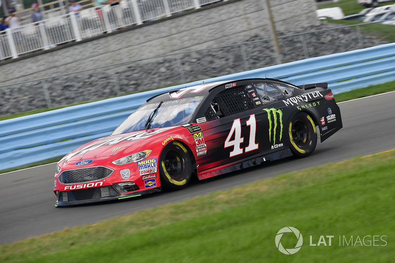 36. Kurt Busch, Stewart-Haas Racing, Ford Fusion Haas Automation/Monster Energy