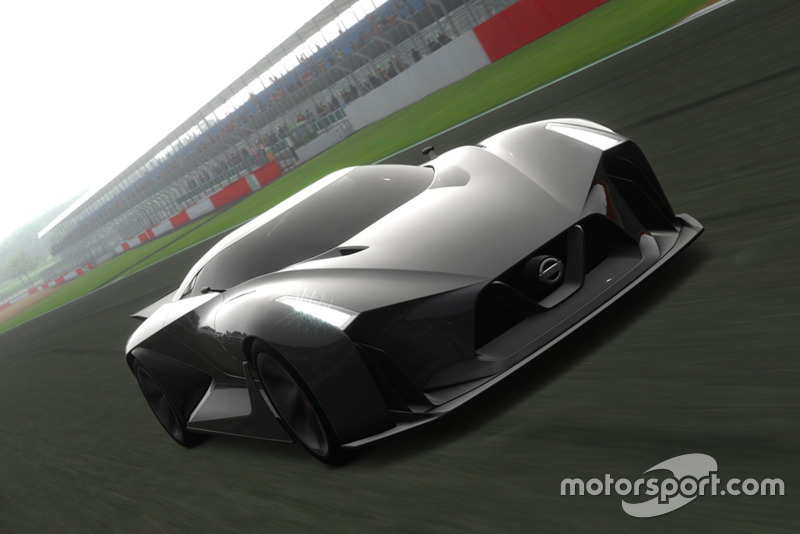 NISSAN CONCEPT 2020 Vision Gran Turismo (Julio 2014)